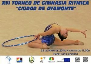 Gimnastas de Sevilla, Cáceres y Huelva participarán en la cita ayamontina.