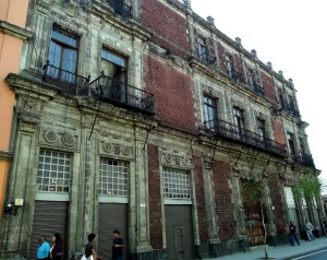 Antigua casa de Pedro Romero de Terreros en México. FOTO: http://el-magico-centro-historico.blogspot.com.es/