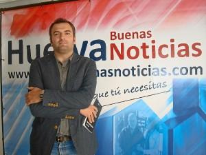 Ángel Romero anima a los onubenses a luchar por lo que creen.