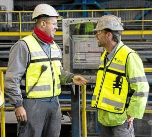 La empresa continuará con su labor en materia de seguridad, que tan buenos resultados está obteniendo.