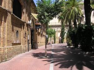 El edificio dejó de ser sede de la Policía Nacional en 2005.