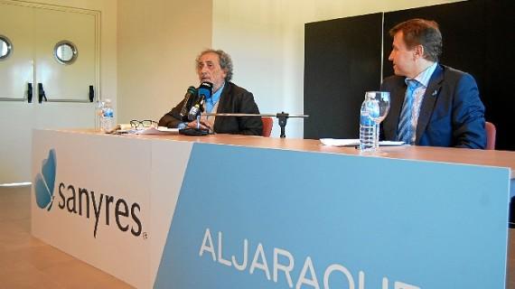 José Chamizo reivindica el protagonismo de la tercera edad en la actual coyuntura económica y social