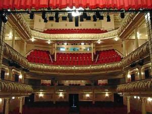 El Gran Teatro de Huelva.