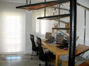 La sede de la empresa se encuentra desde el pasado mes de marzo en el centro de Huelva capital.