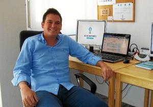 Enrique Muñoz es un apasionado del Marketing.