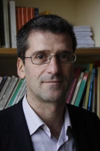 El profesor Marcos Bautista López.