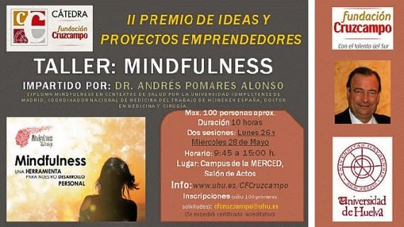 El método Mindfulness o cómo vivir con menos estrés tóxico, en la Onubense