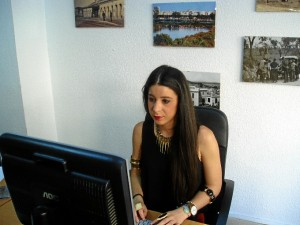 Inmaculada Jiménez inicia una sección de moda en HBN.