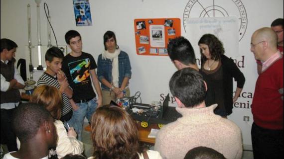 La Escuela de Ingeniería de la Onubense organiza el concurso 'Proyecta tu futuro'