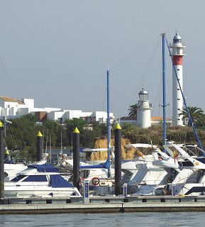 Hacer senderismo por la ría de Huelva o visitar el Faro de El Rompido, las propuestas de 'Platalea' para este fin de semana