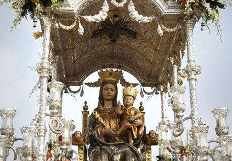 La leyenda marinera de la Virgen de la Bella