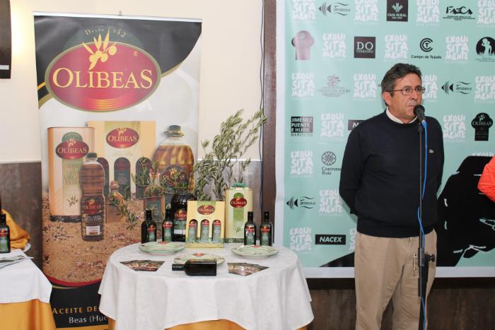 La colecta de este año ha sido histórica en Olibeas.