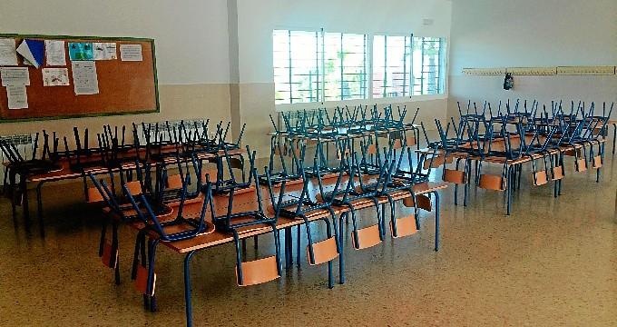 Aumenta la oferta de servicios complementarios en seis centros escolares