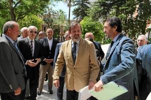 El secretario de Medio Ambiente ha clausurado el Congreso. / Foto: Moisés Núñez.