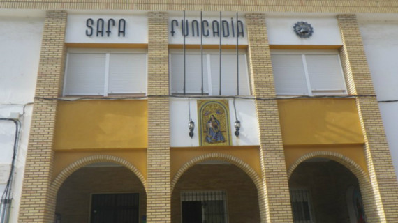 Semana Pro Infancia Paraguay en el colegio SAFA Funcadia de Huelva