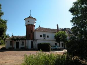 Hacienda del Monte San Miguel. / Foto: IAPH.