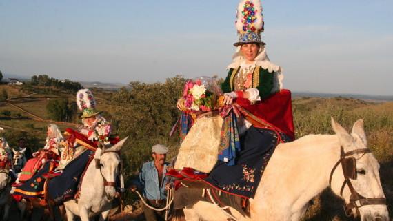 Huelva se viste de romería y de fiesta tras la Cuaresma