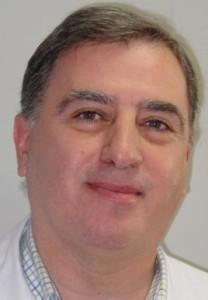 Uno de los neumólogos precursores de la consulta de deshabituación tabáquica, Jesús Grávalos.