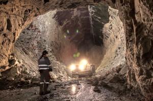 Datos de récord en la empresa minera de MATSA.
