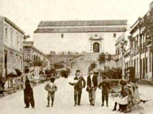 El mercado se incluyó en la remodelación de una nueva zona para la ciudad.