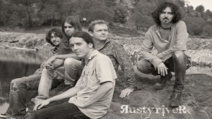 El grupo Rusty River.