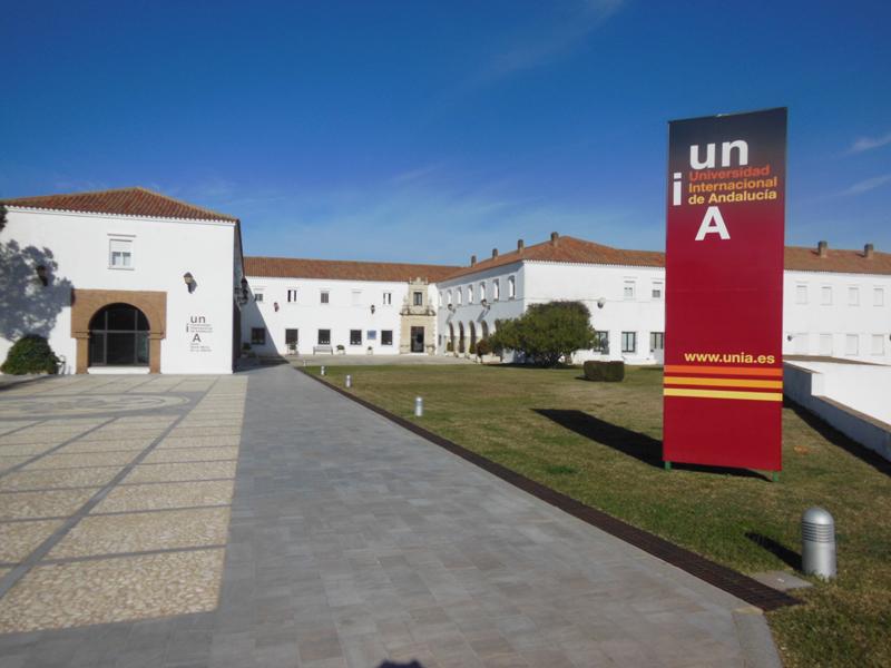Campus de la UNIA en La Rábida.