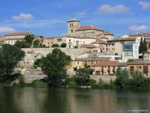 Vista de Zamora.