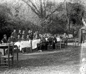 Encuentro celebrado en Alájar.