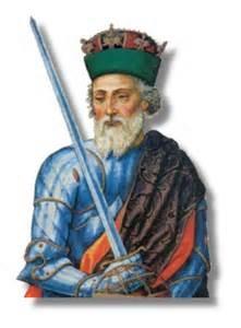 Alfonso X El Sabio.