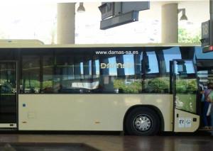 La generalización del uso del autobús fue determinante para la pérdida de pasajeros de este tren.