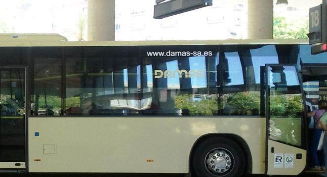 Aumentan los autobuses hacia El Rocío hasta el próximo 22 de mayo