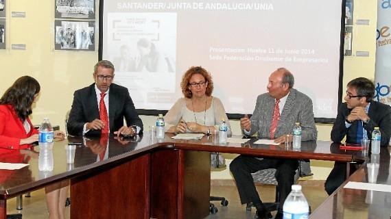 Más de 800 jóvenes y 35 empresas de Huelva participan en un programa de prácticas profesionales