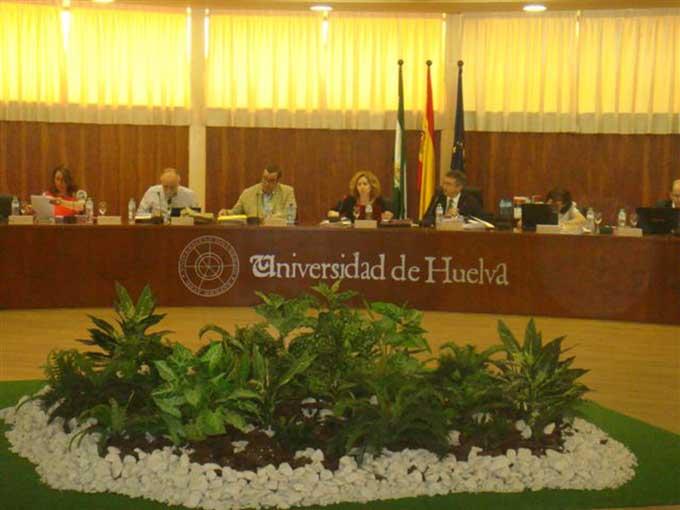 El Consejo de Gobierno de la Onubense aprueba el Plan de Ordenación Docente para el curso 2014/15