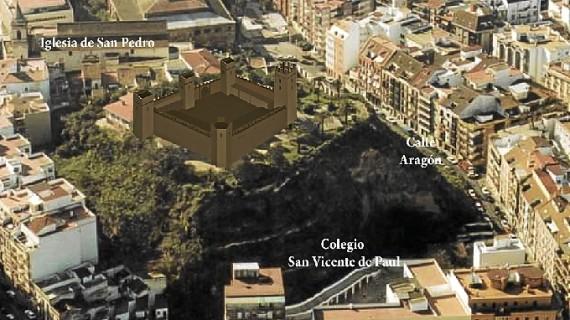 El Castillo de Huelva, un viaje en el tiempo