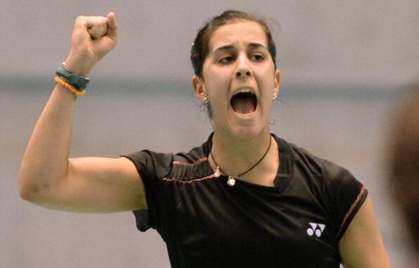 Carolina Marín ya está en las semifinales del torneo parisino.