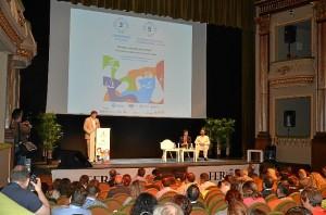 Huelva ha estado presente en el Congreso.