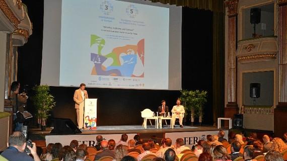 Huelva, presente en el V Congreso Europeo de Turismo Industrial celebrado en Ferrol