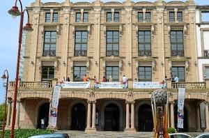 Sede del Congreso en Ferrol.