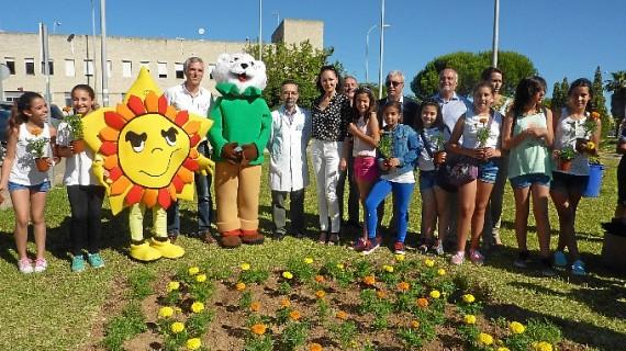 Los hospitales de Huelva celebran el Día Mundial del Medio Ambiente con los niños