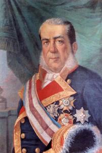 Luis Hernández-Pinzón y Álvarez de Vides. /FOTO: rabida.uhu.es.