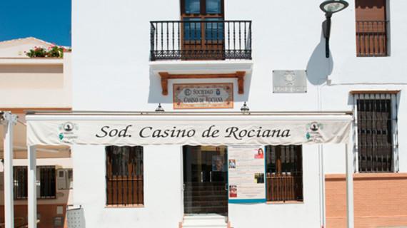 Pintura, poesía y música, el maridaje perfecto en el Casino de Rociana