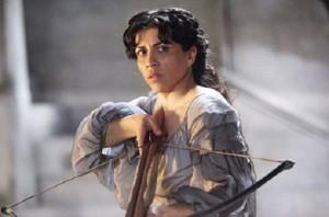 Alicia Borrachero en la segunda entrega de las 'Crónicas de Narnia'.