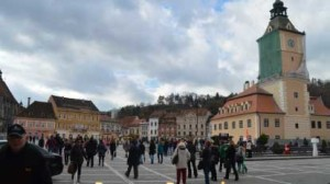 Imagen de la ciudad de Brasov.