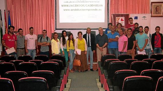 Un curso sobre 'Elaboración de un plan de empresa' en la Onubense