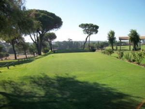 Instalaciones del Club de Golf Bellavista.