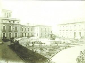 Los jardines fueron un aspecto que se cuidó mucho en el diseño de la Casa Colón.