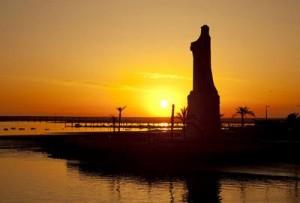 La temperatura media anual de Huelva se sitúa entre los 16 y 17 º C.