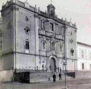 Catedral de La Merced. / Foto: IPCE.