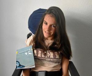 Remedios fue un apoyo importante para que Lorena pudiera sacar su segundo libro.