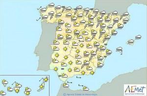Huelva es la provincia con más horas de sol de España. / Foto: Aemet.